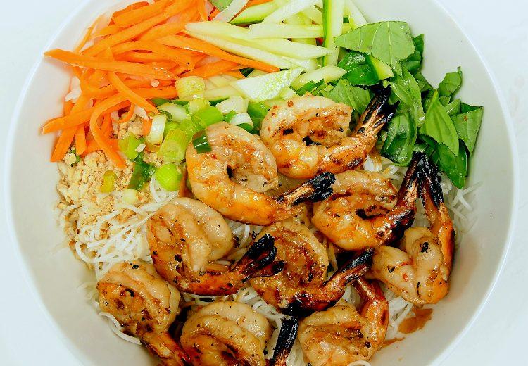 Grilled Shrimp / Tôm Nướng