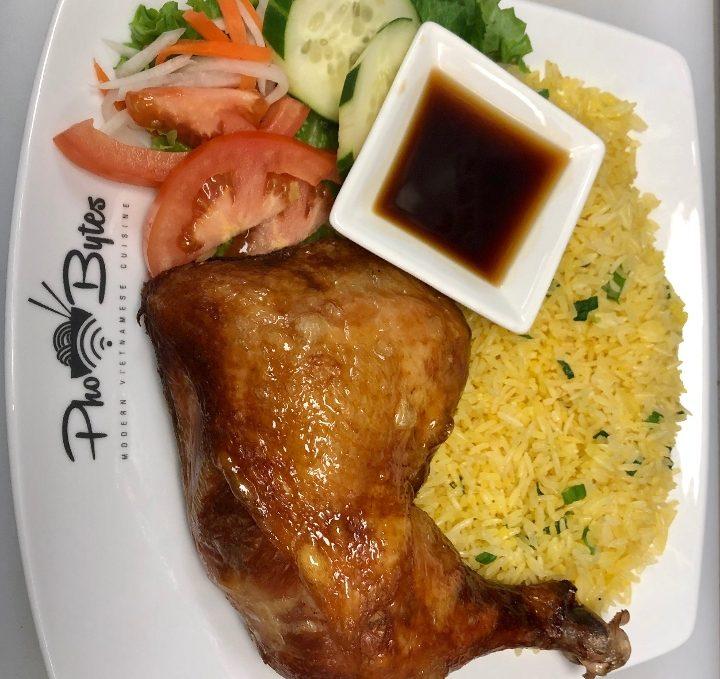Peking Chicken w/ Fried Rice