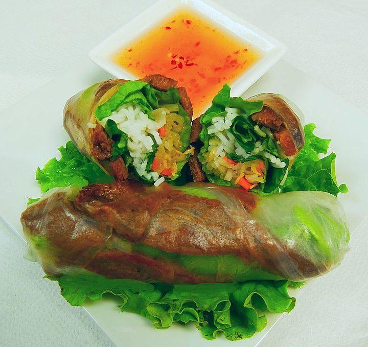 Grilled Pork Rolls (2)
