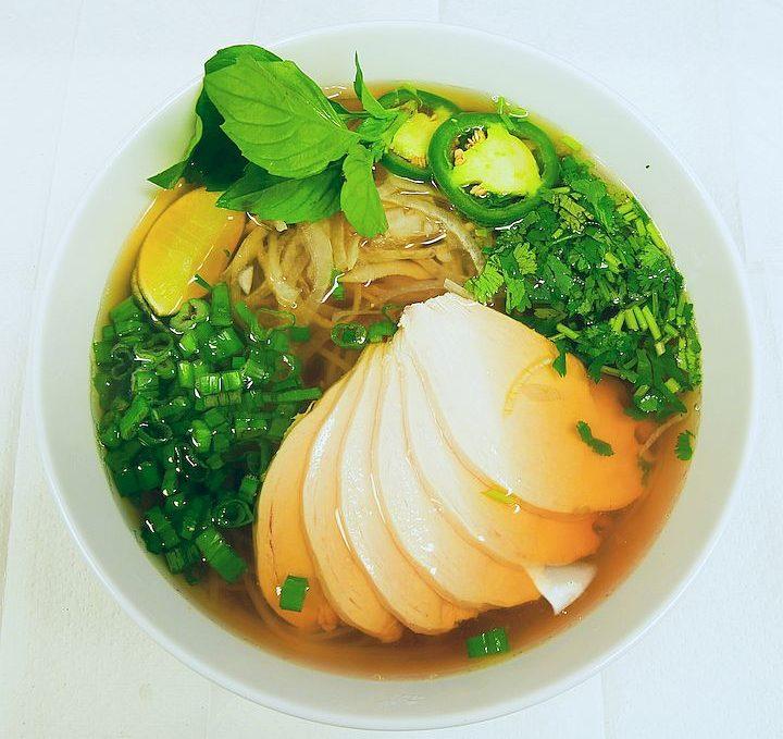 Chicken Pho / Phở Gà