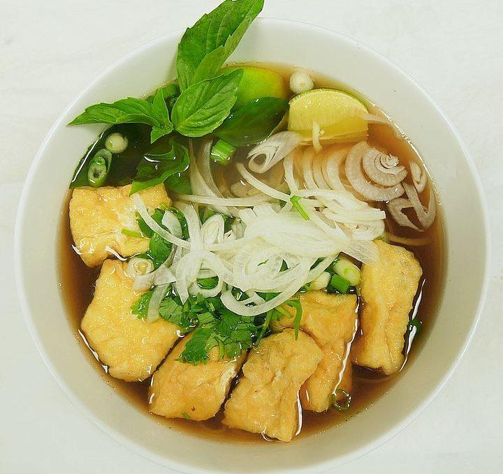 Tofu Pho / Phở Đậu Hủ