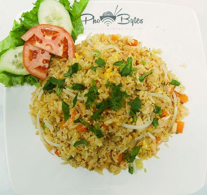 Combination Fried Rice / Cơm Chiên Thập Cẩm