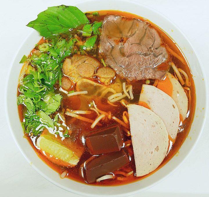 Spicy Noodle / Bún Bò Huế